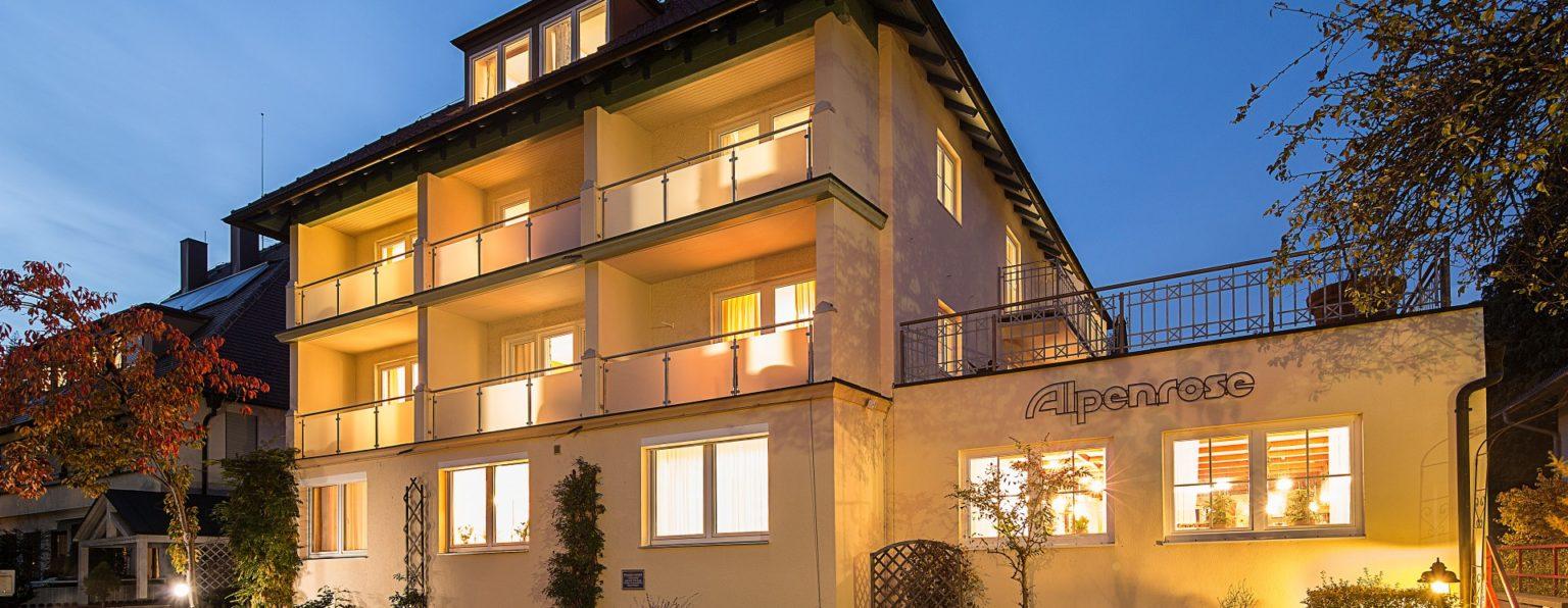 Wohlfuhlhotel Alpenrose Hotel Bad Worishofen Kneipp Wellness